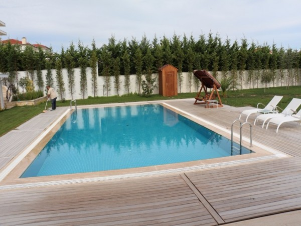 Top quality luxury villa with 7 bedrooms in Istanbul