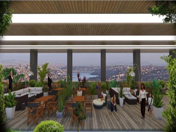 Enjoy panoramic views in City Center