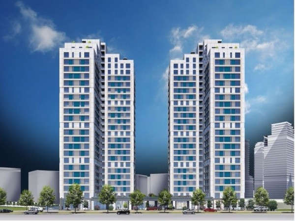 Superb complex close to TUYAP in Buyukcekmece