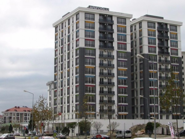 Beautiful holiday apartments centrally located in Beylikduzu