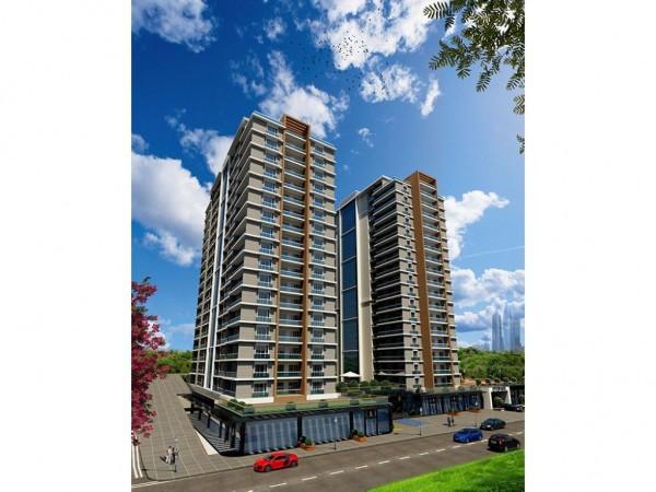New luxury complex in Esenyurt,