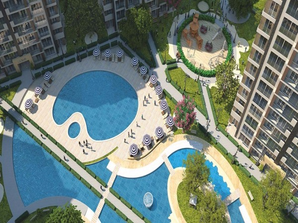 Modern style apartments with easy centre access in Beykent