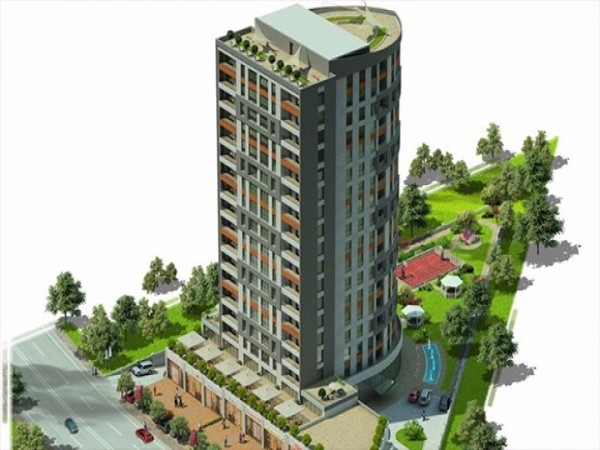 Modern apartments for sale in Basaksehir