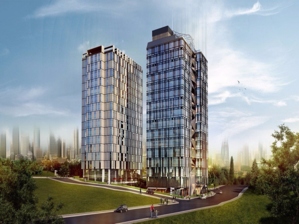 Enjoy exclusive lifestyle in the centre of Istanbul