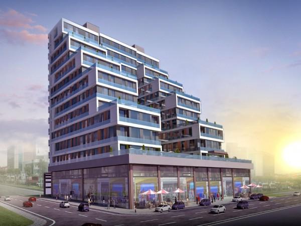 High quality modern apartments in Esenyurt