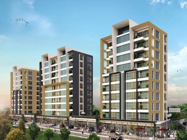 Высококачественные апартаменты в комплексе с панорамным видом