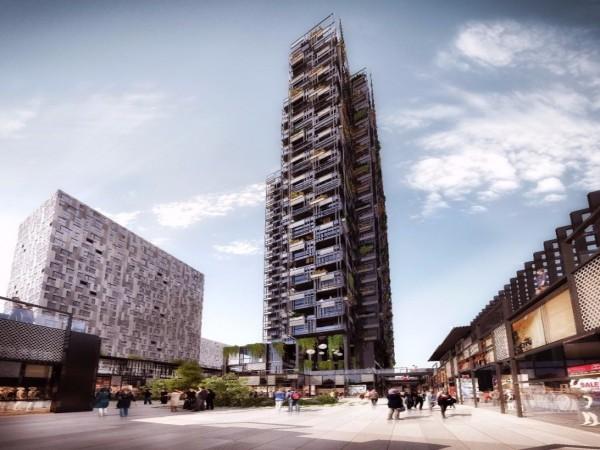 Инвестиционно привлекательный комплекс рядом со станцией метро