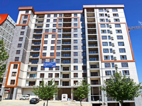 Centrally located and ready to move in project in Istanbul