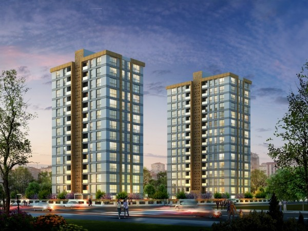 Exceptional project in popular area close to the airport