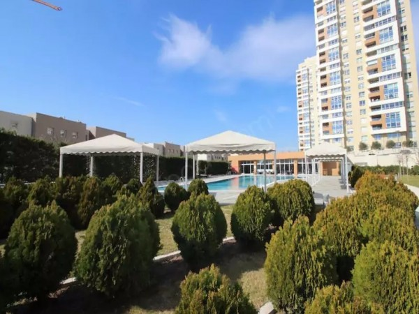 In The Heart of Bahcesehir Luxury Family House