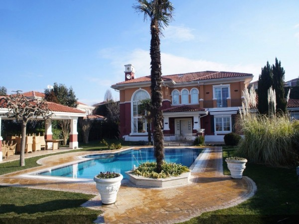 Absolutely beautiful luxury villa in Istanbul