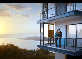 Fantastic residential project with lake view in Istanbul