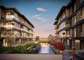 Magnificent new project in popular Fatih area in Istanbul