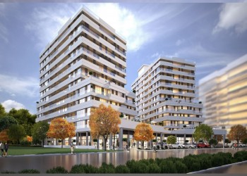 Exclusive residential complex centrally located in Kagithane area in Istanbul