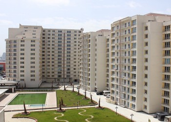 Family friendly complex with good facilities on site in Istanbul