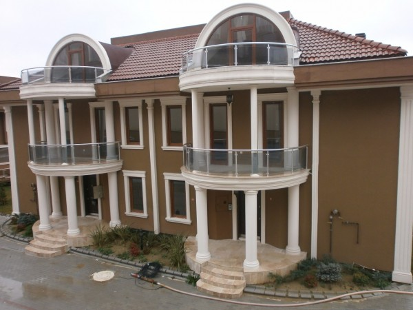 Luxury villa complex for exclusive living in Istanbul
