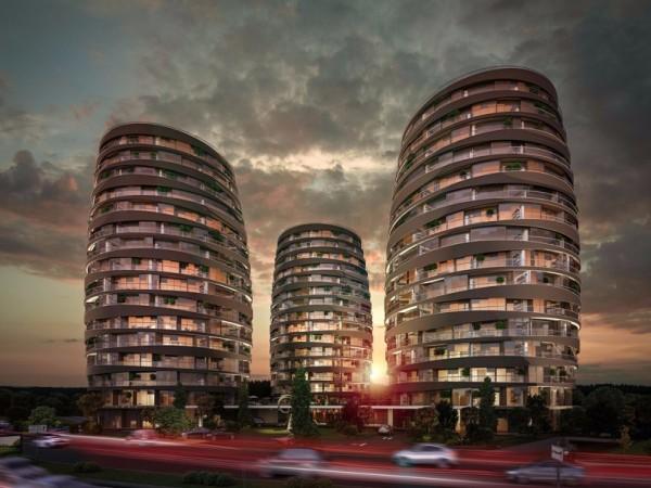 Новая восхитительная жизнь в центре Стамбула ждет Вас!