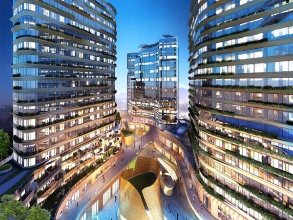 Prestigious project in Atakoy area of Istanbul