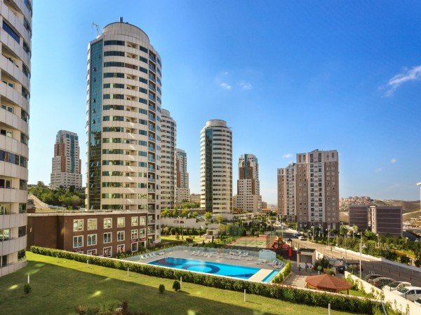 Grab your modern life with amazing complex in Istanbul