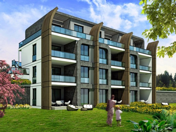 Feel special in a new amazing project in Yalova