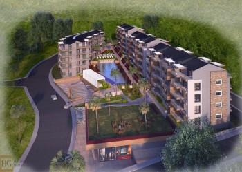 Stylish apartments nicely located in Mudanya/Bursa