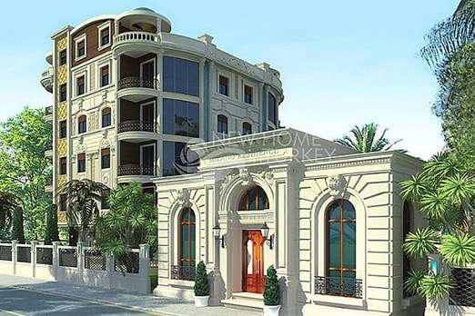 Luxury and affordabe real estate in Antalya
