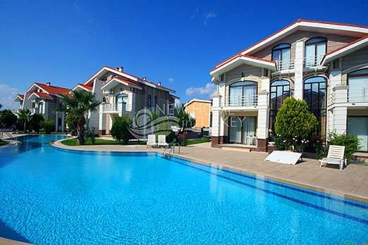 Apartments in Belek with stunning views