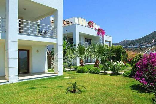 Apartments in Bodrum with stunning views