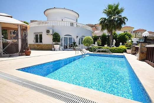 Villas for sale in Alanya with discounted price