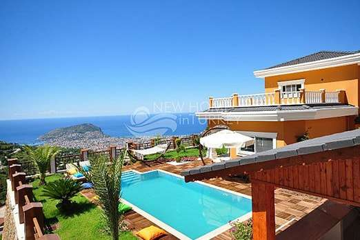 Capitol Estate s favorite Alanya villa offers