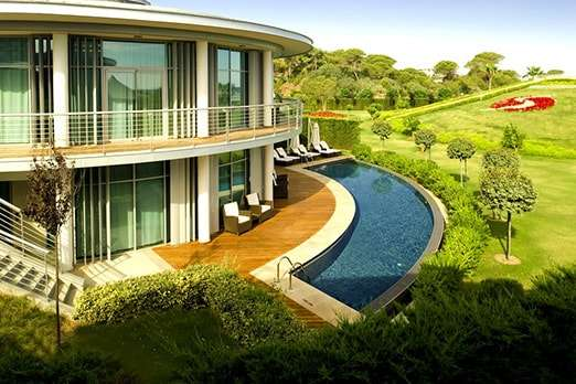 Luxury villas in Antalya with perfect views