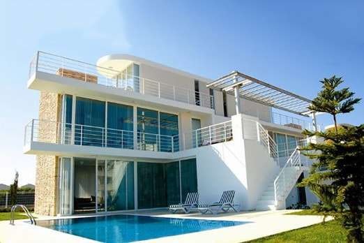 Luxury villas in Belek with perfect views
