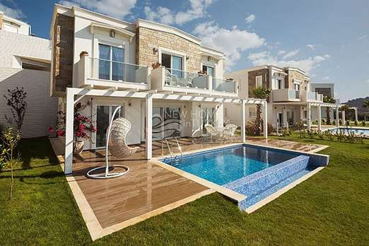 Luxury villas in Bodrum with perfect views