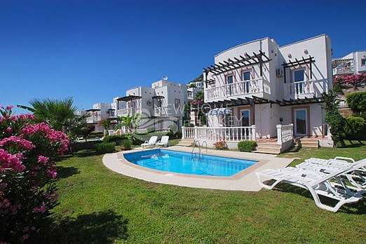 Villas for sale in Bodrum with discounted price