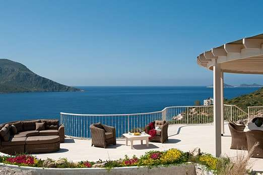 Villas for sale in Kas with discounted price