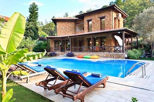 Capitol Estate s favorite Kas villa offers