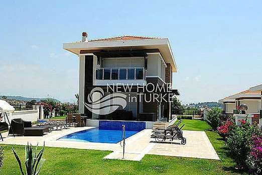 Villas for sale in Side with discounted price