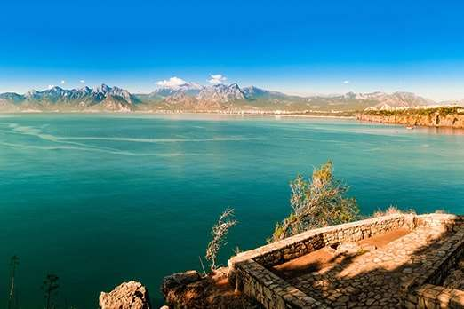 Cheap lands for sale in Antalya region