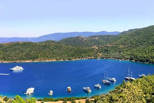 Cheap lands for sale in Bodrum region