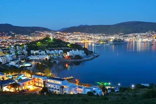 Land for sale in Bodrum for hotel and Project development