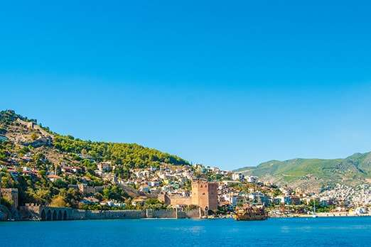 5 star hotels for sale in Alanya region