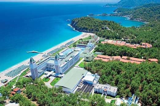 Antalya hotel for sale by Capitol Estate