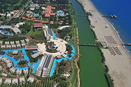 5 star hotels for sale in Antalya region