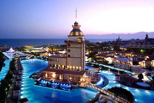 Hotels for sale by the beach in Antalya