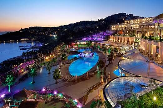 5 star hotels for sale in Bodrum region