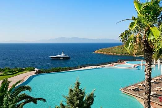 Hotels for sale by the beach in Bodrum