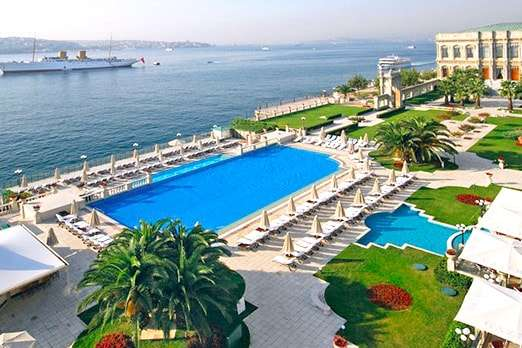 Istanbul hotel for sale by Capitol Estate