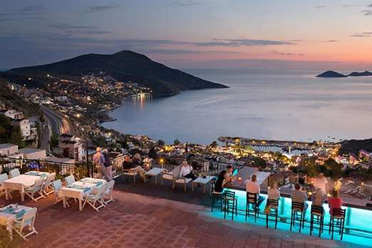 Kalkan hotel for sale by Capitol Estate