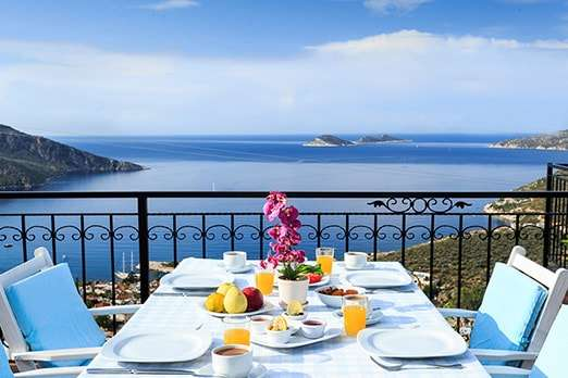 5 star hotels for sale in Kalkan region