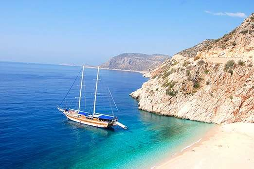 Hotels for sale by the beach in Kalkan